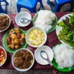 HANOI STREET FOOD - LOCAL FOOD - HANOI CUISINE